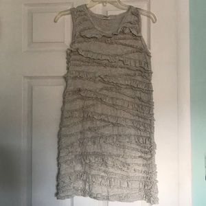 2 Crew Cuts Girls ruffled dress